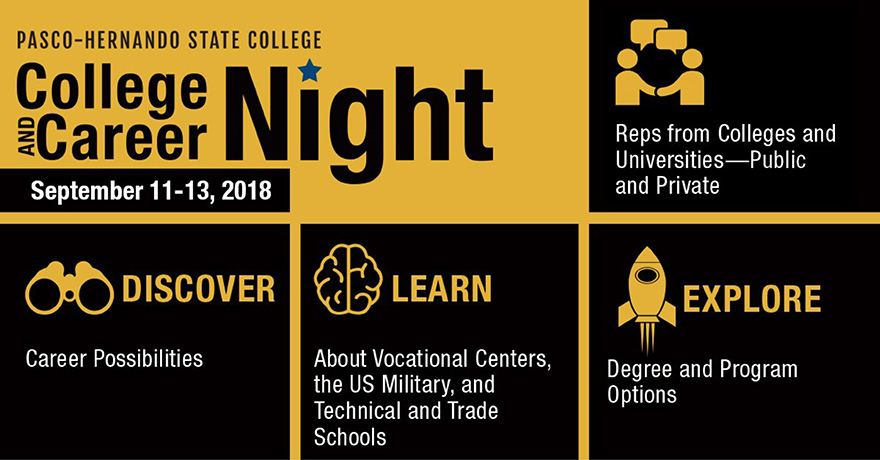 PHSC College & Career Nights