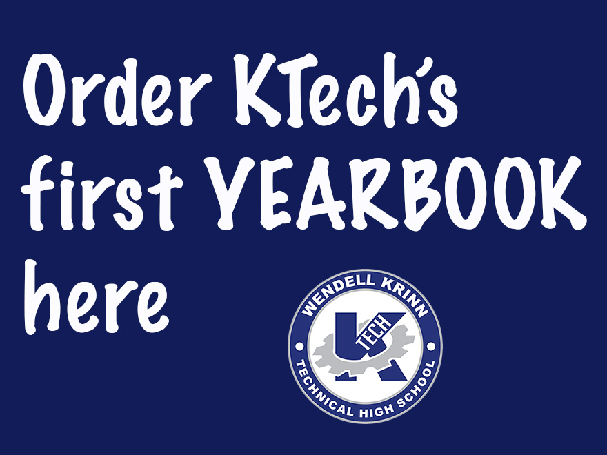 KTech Yearbook Ordering