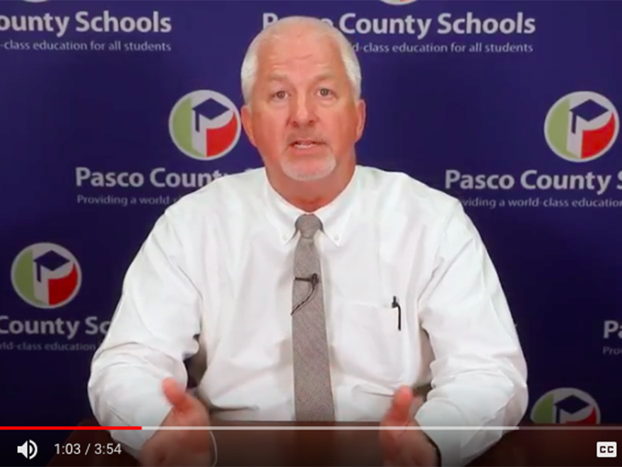 Superintendent's Annual Open House Video