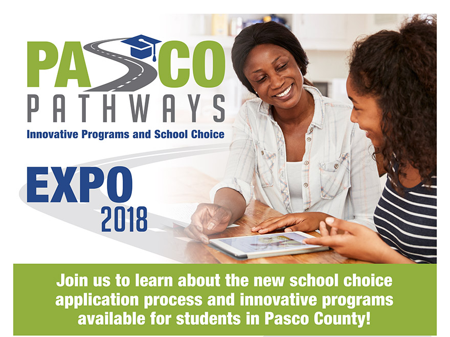 Upcoming Pasco Pathways Expos