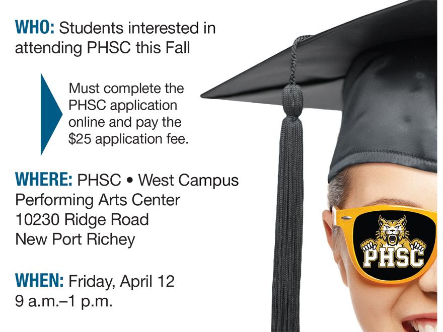 KTech Seniors: Considering PHSC?