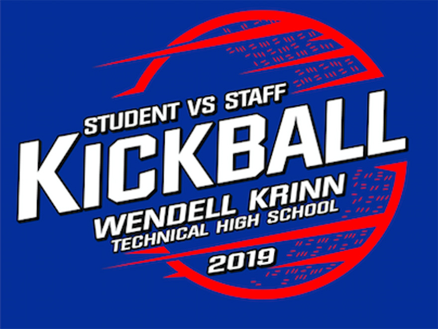 Students vs Staff Kickball Tournament