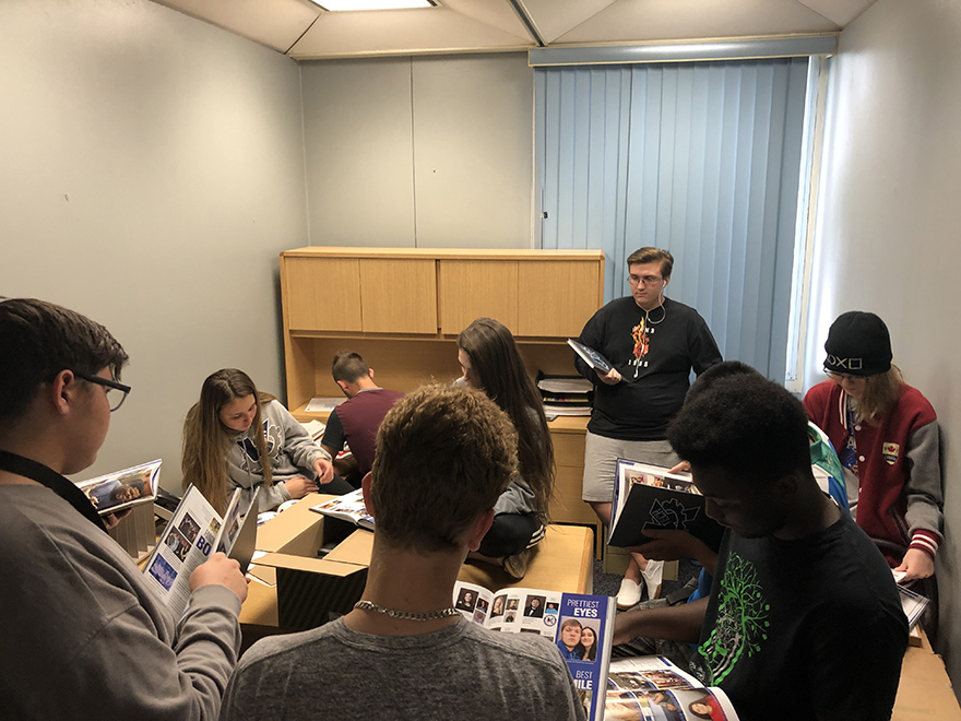 KTech's Inaugural Yearbook Released May 10