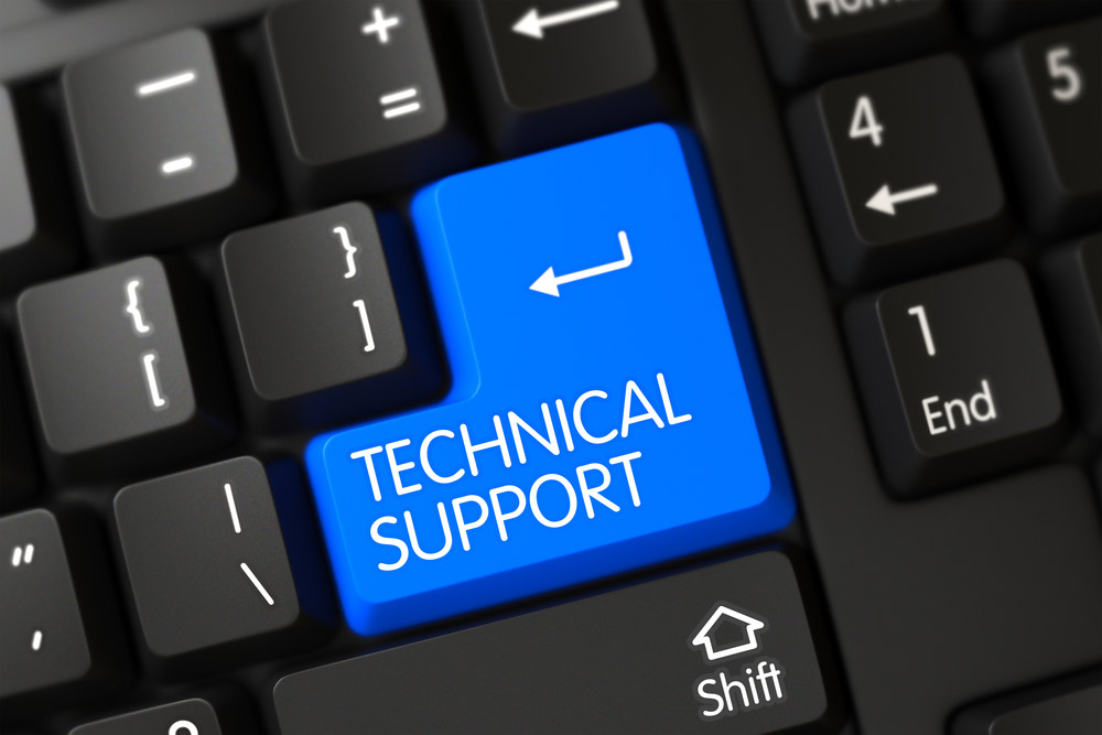 Tech Support for Our Distance Learners