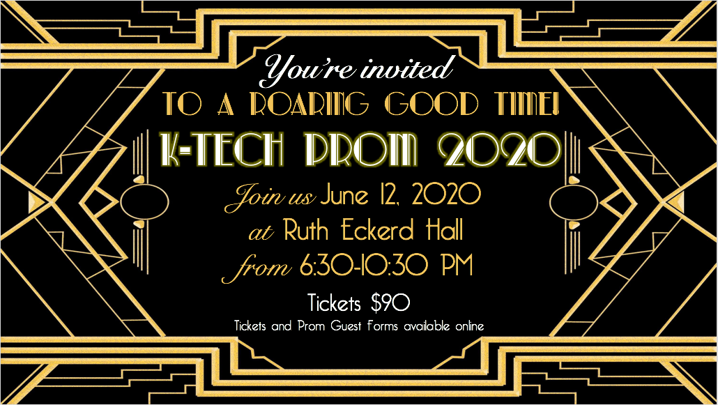 Planning On Bringing a Guest to Prom?