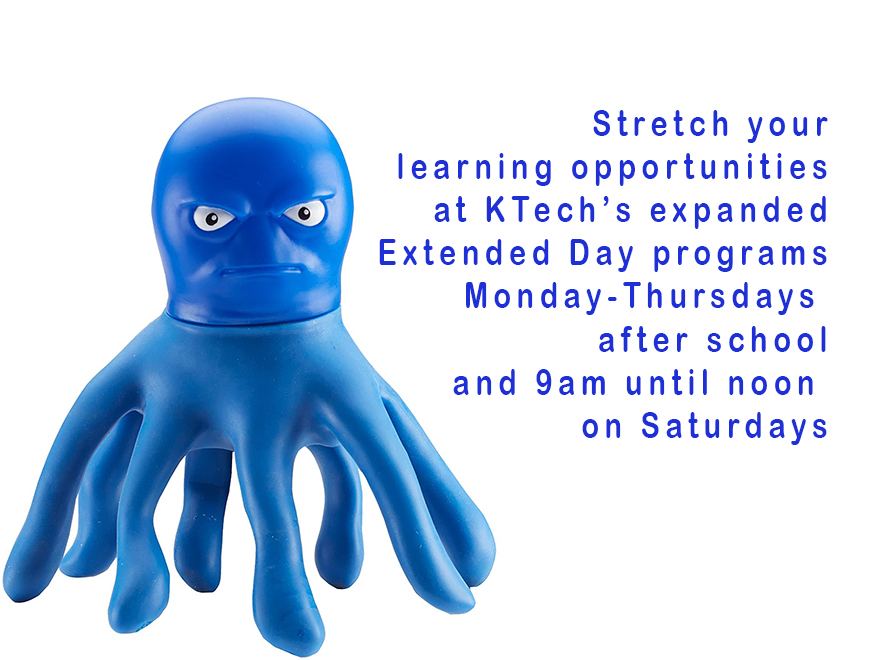 Expanded Extended Day